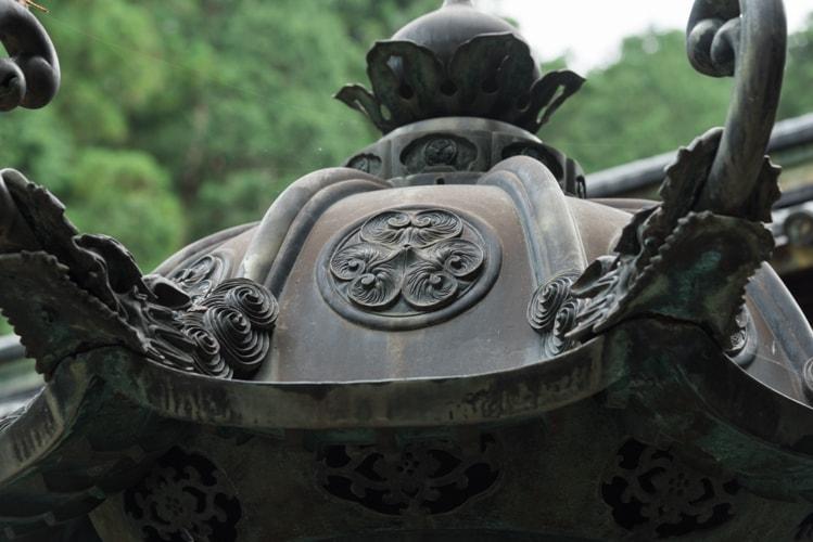 裏葵の家紋
