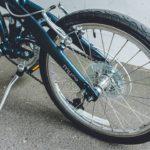 DAHON Mu P9を購入して初めて折りたたみ自転車でいろいろ走ってみた感想
