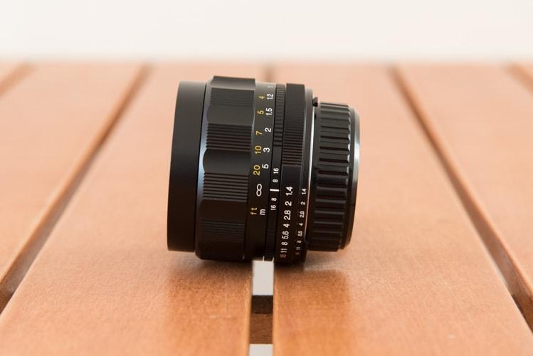フォクトレンダーNOKTON 58mm F1.4 SLII N