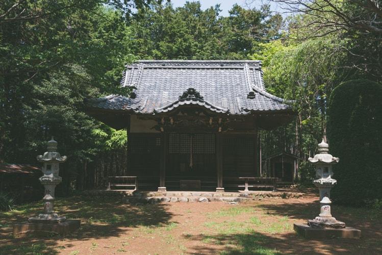 東京青梅 七国山薬王寺 不動堂