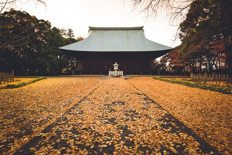 茨城県水戸市 吉田山神宮寺薬王院