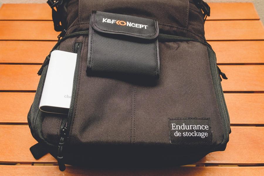 Enduranceカメラバッグ Extエクステンド