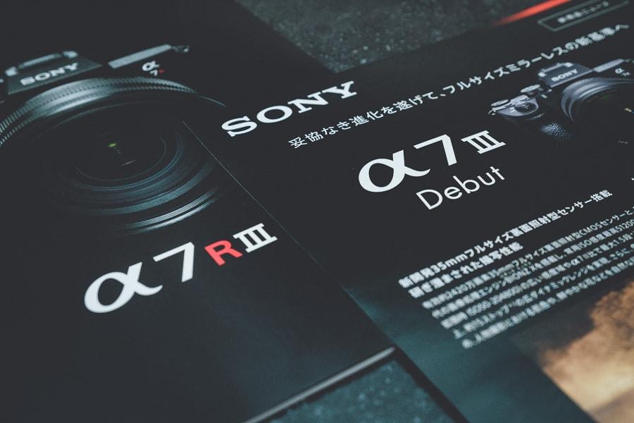 Sony α7R III α7 III