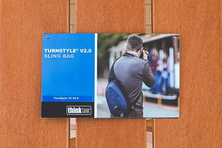 thinkTANKphotoターンスタイル10 V2.0