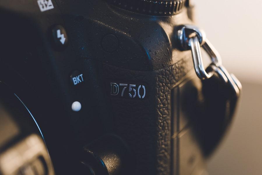 Nikon D750 フルサイズ一眼レフカメラ