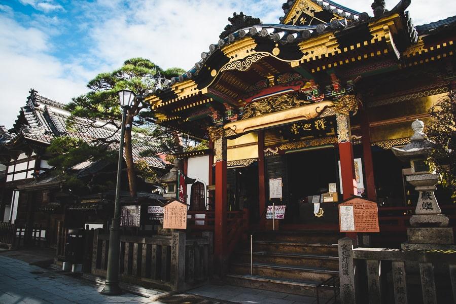 信州善光寺 釈迦堂