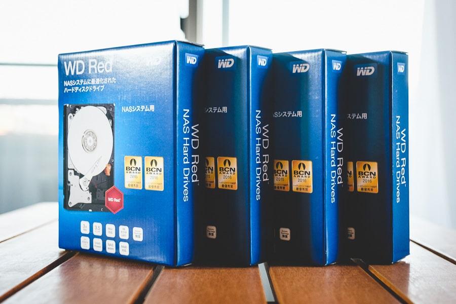 ウエスタンデジタル WD30EFRX