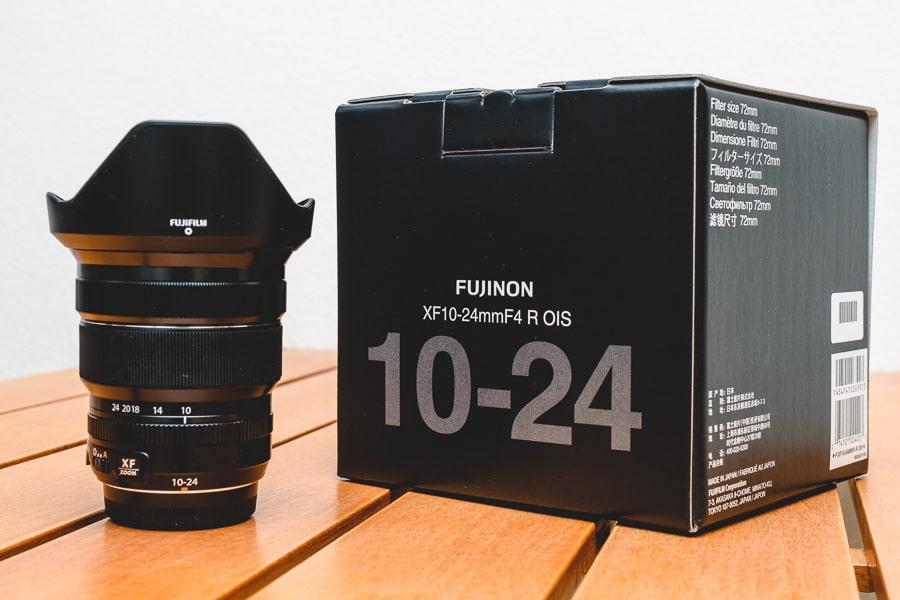 富士フイルム XF10-24mmF4 R OIS