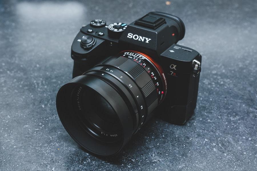 Sony α7R III フォクトレンダー NOKTON 40mm F1.2 Aspherical