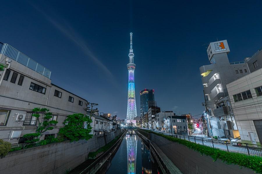 東京スカイツリー SEL1635GM