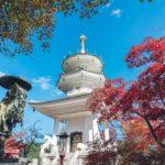 鳥居観音の紅葉は仏様の慈悲の表れその風景を撮影に行ってきた