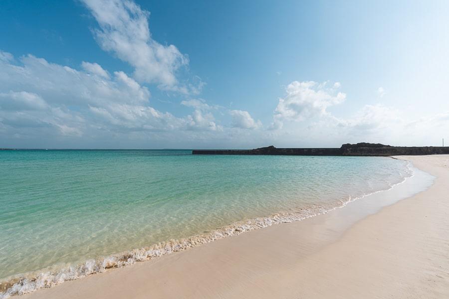 伊良部島 渡口の浜