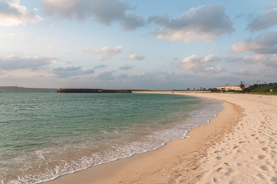宮古島 宮古サンセットビーチ