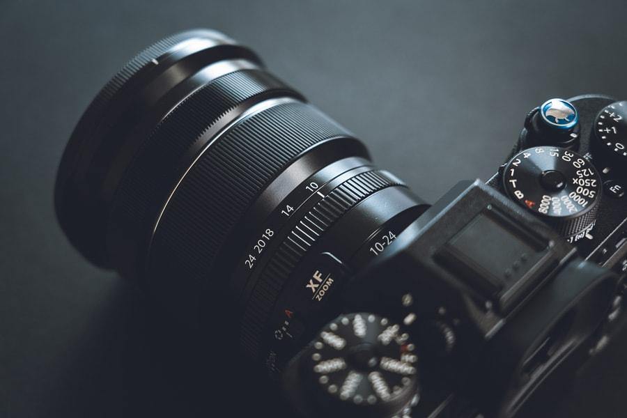 XF10-24mmF4 R OIS 紫陽花撮影