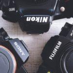 メーカーの違うカメラを複数持って撮影するメリットとデメリット