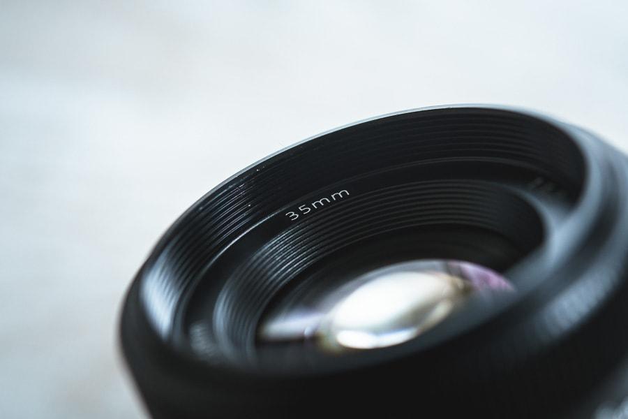 PERGEAR 35mm f1.2