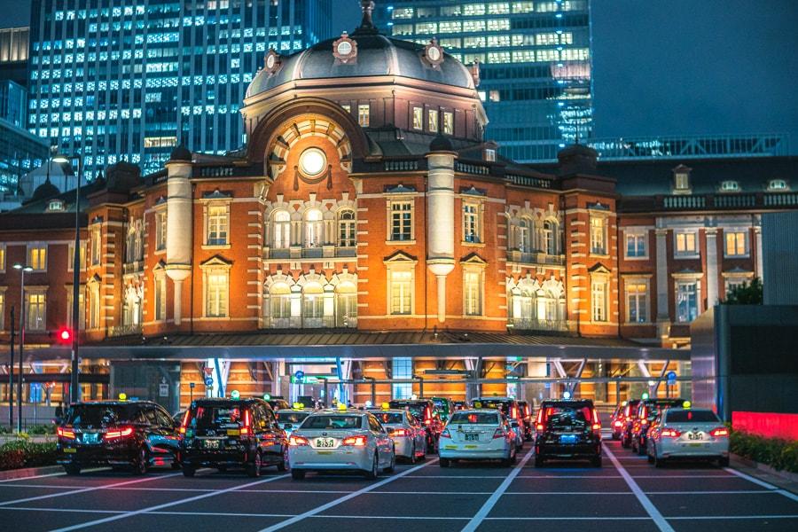 PERGEAR 35mm f1.2 東京駅周辺
