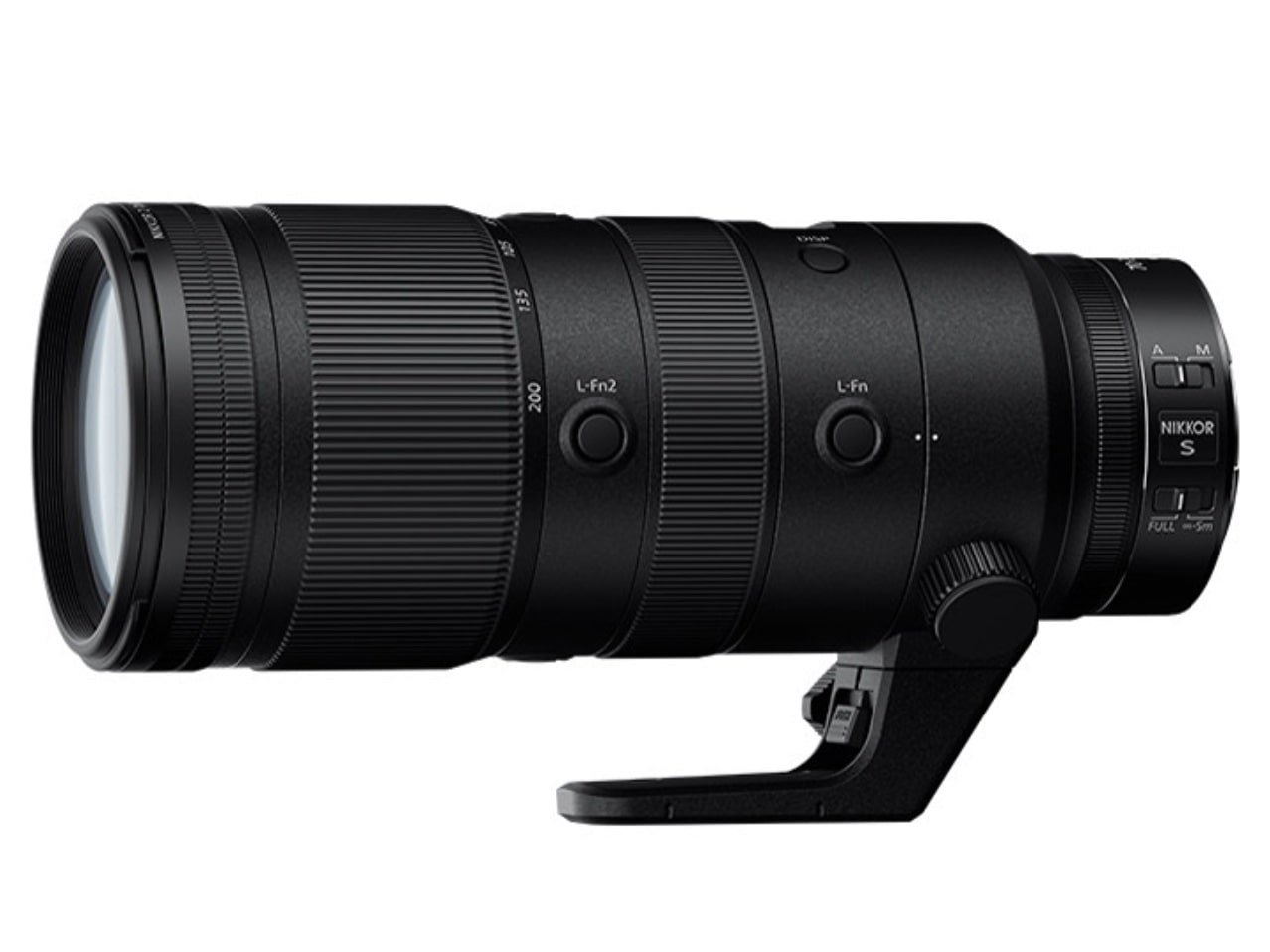 ニコン NIKKOR Z 70-200mm f/2.8 VR S