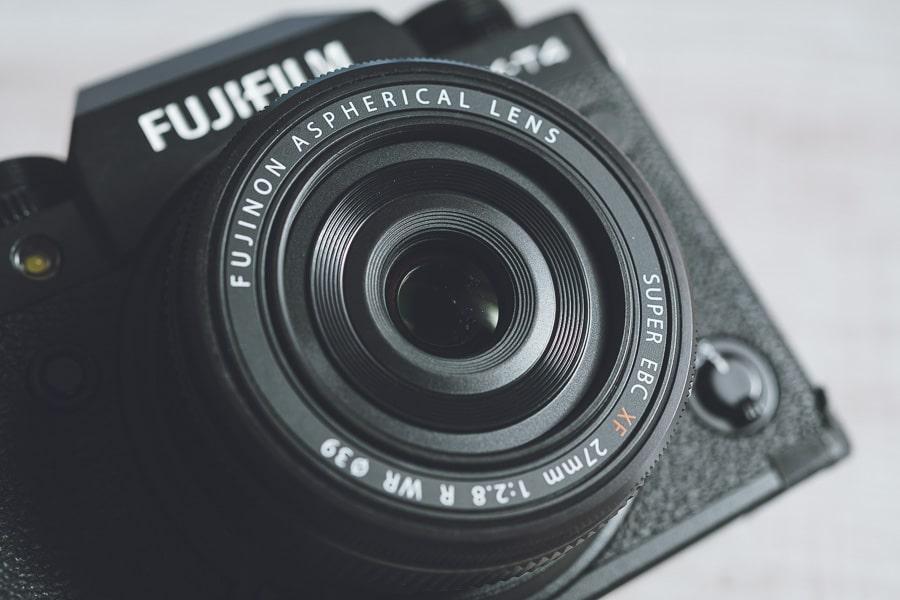 富士フイルム XF27mmF2.8 R WR
