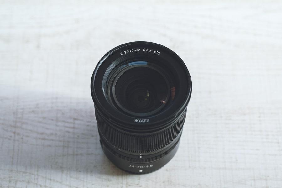 ニコン 標準ズームレンズ NIKKOR Z 24-70mm f/4 S